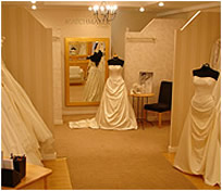 Bridal Wear Essex showroom featuring wedding dresses and wedding gowns