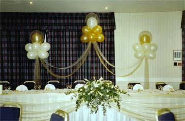 Wedding Balloon Suppliers in Essex
