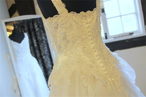 Beautiful wedding dresses in Essex
