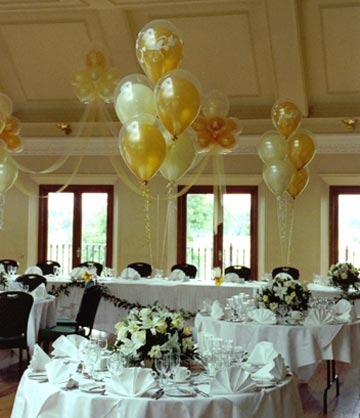 Essex Wedding Balloons, Professional Balloon suppliers for Essex Weddings