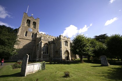 Essex Wedding Church