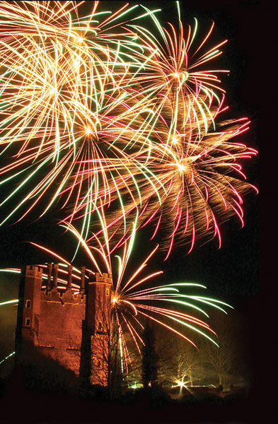 Firework displays for your Essex wedding or party