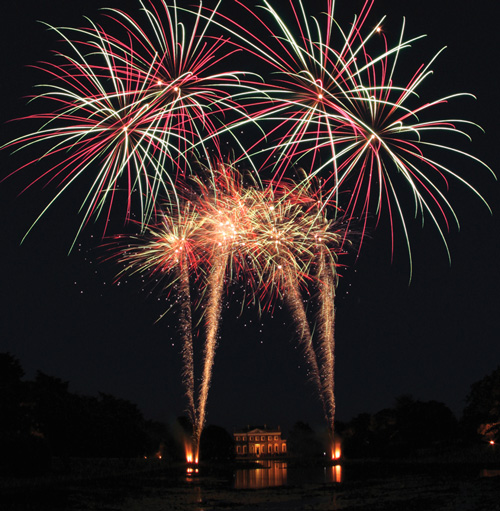 Fireworks for your Essex wedding
