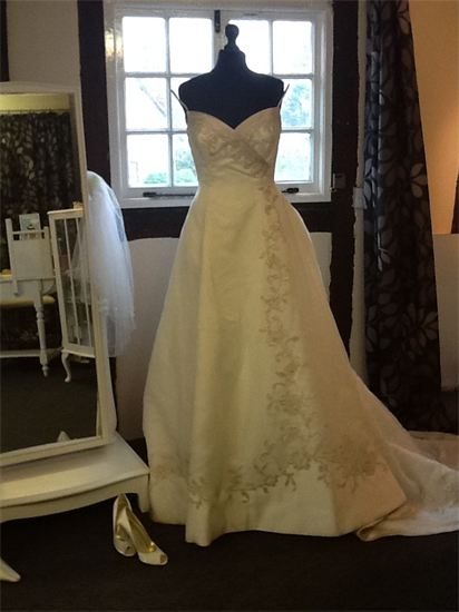 Wedding dress shop in Essex