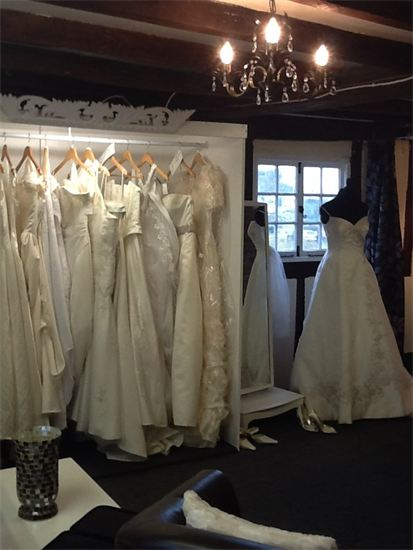 Wedding dresses in Essex