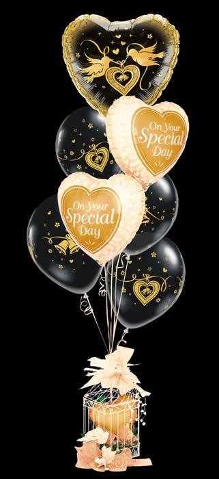 Essex Wedding Balloon Suppliers