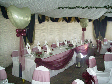 Wedding Balloons Essex, Professionals Wedding Balloon suppliers
