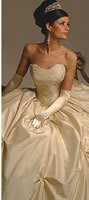 A bride sitting in Wedding Dress found in suppliers of Bridal Wear Essex, Wedding Dress, Wedding Gown