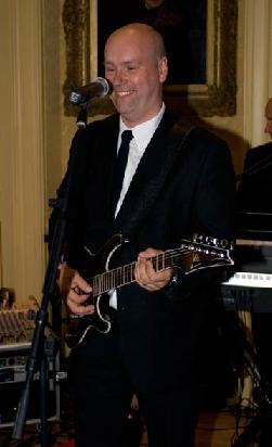 Wedding Band Musicians providing live music entertainment for Essex Weddings